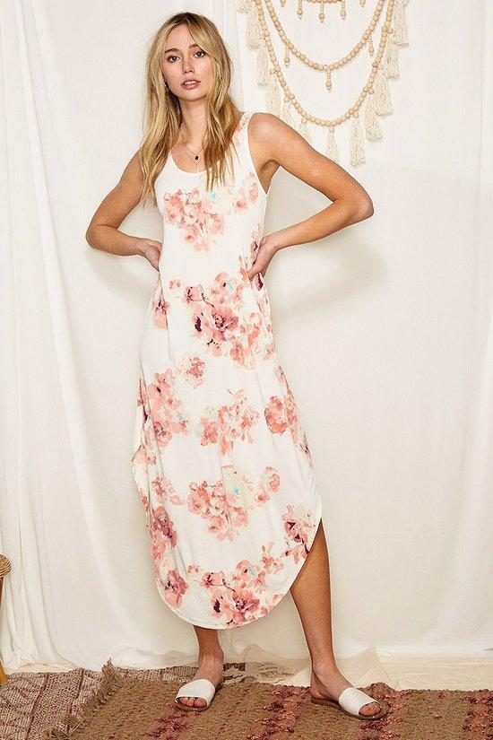 Floral Dream Midi Maxi Dress