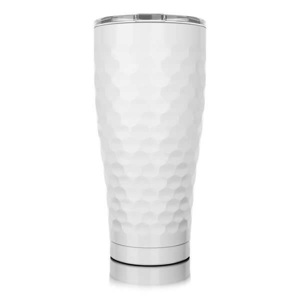 30 oz Dimpled Golf® SIC Stainless Steel Tumbler