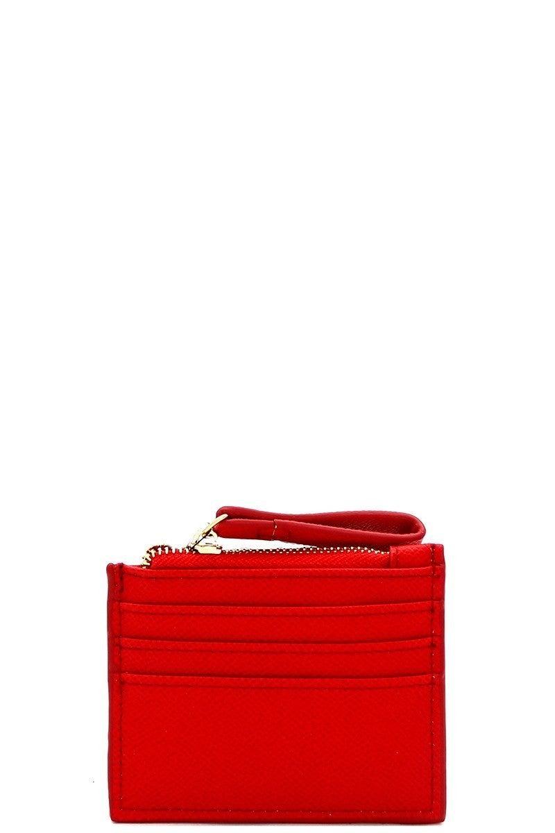 Little Red Wallet