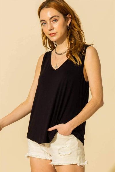 Lauren Tank- Black