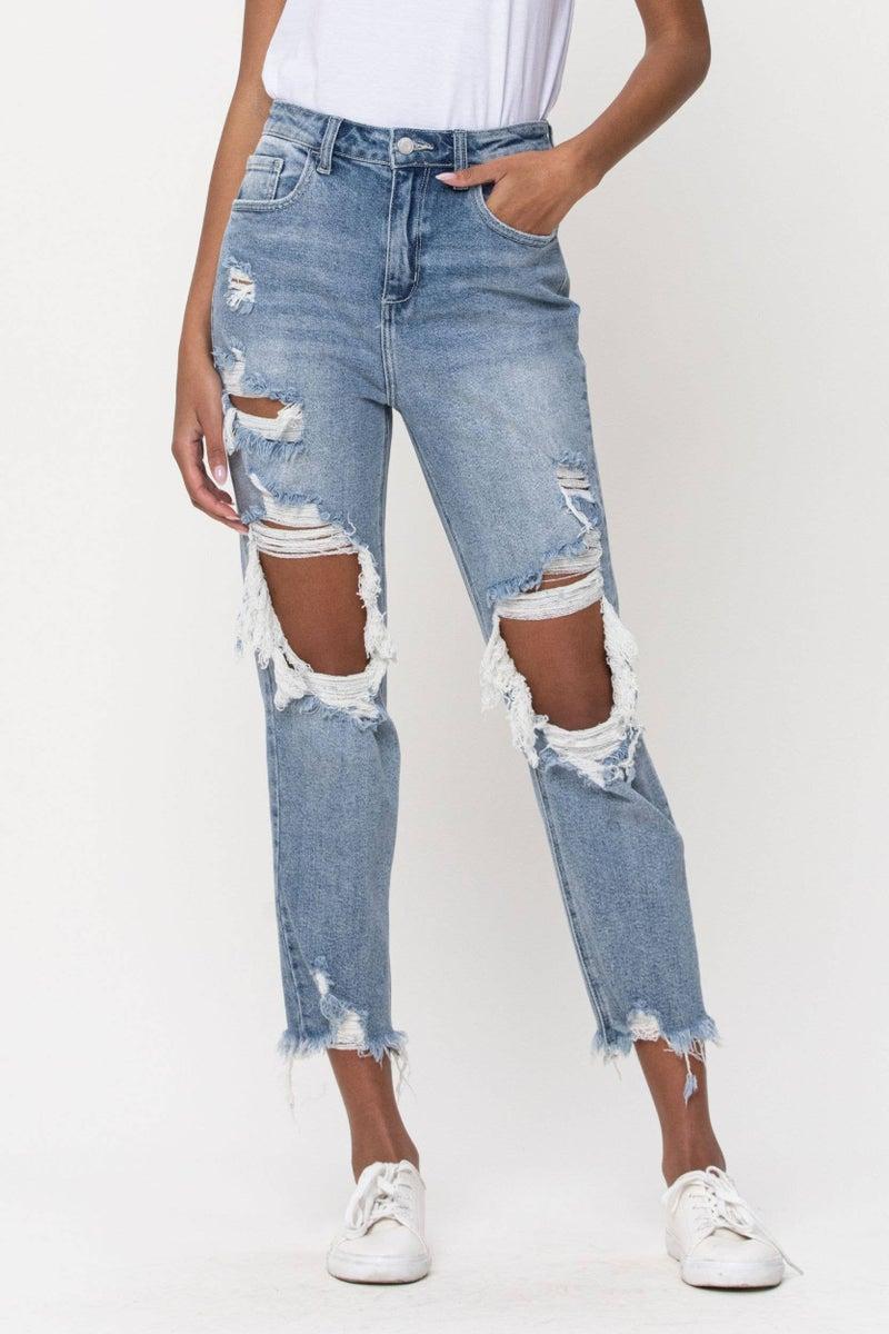 Kelsey High Rise Jean