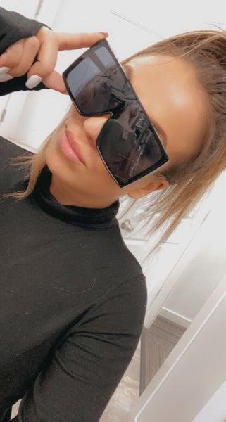 Haley Retro Sunglasses (multiple colors)