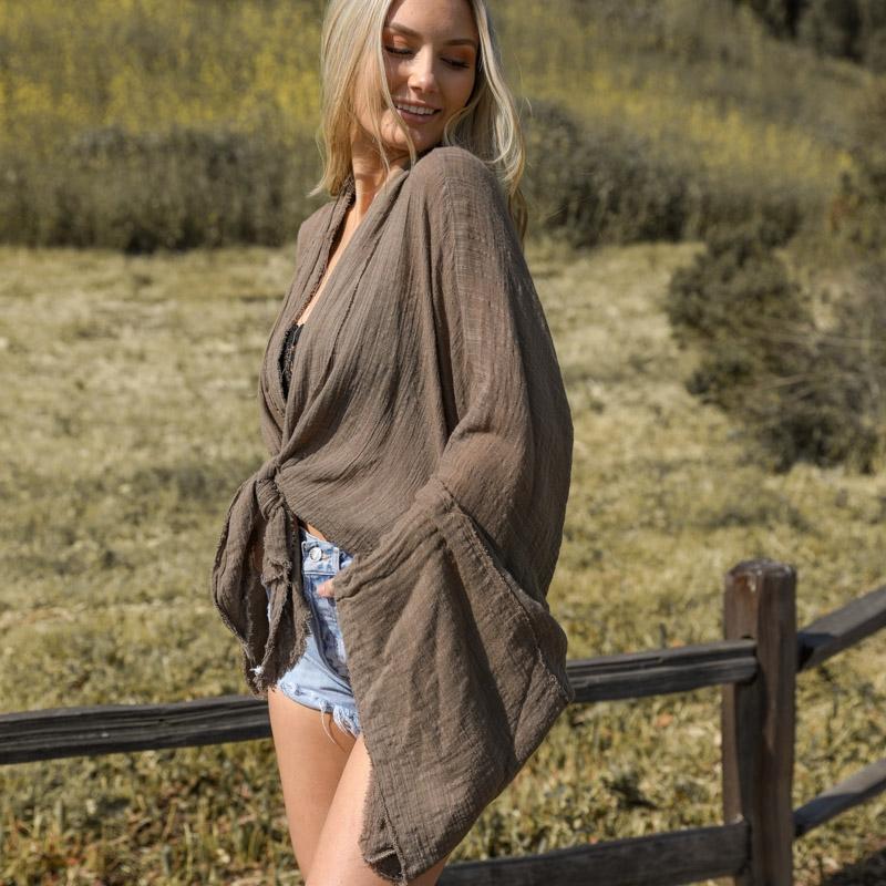 In the Wind Kimono Wrap