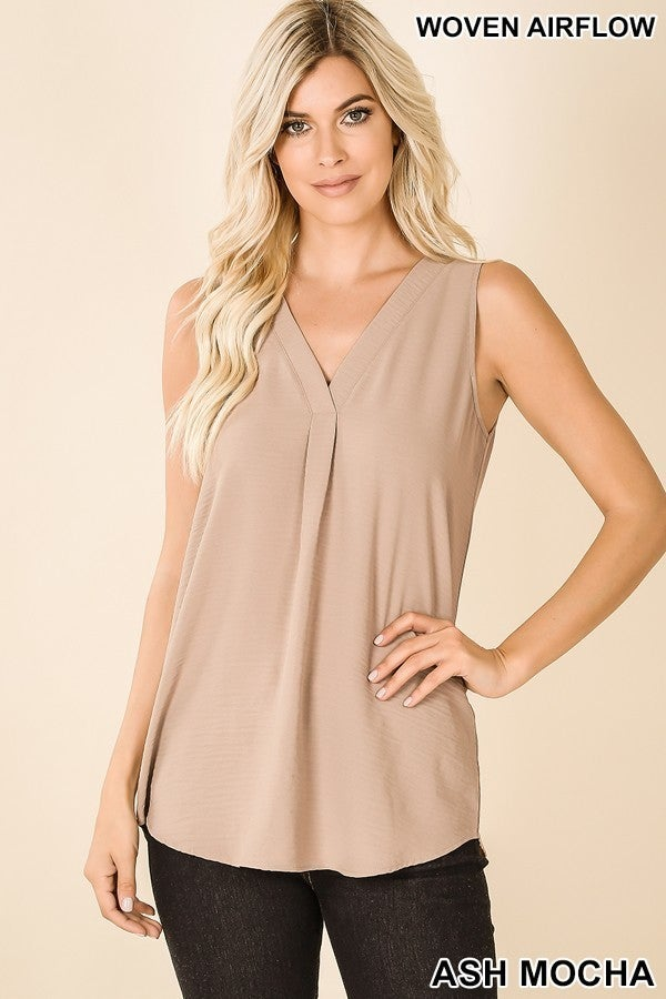Tara Basic Tank (multiple colors)