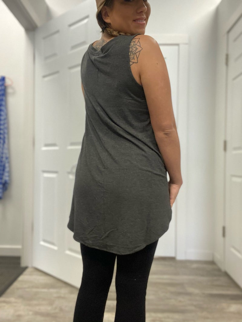 Everyday Loose Tank Top (Two Colors)