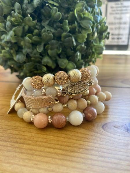Jolene Stone Bracelet Set