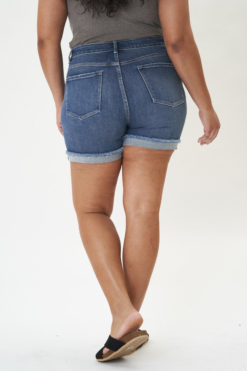 Alexis High Rise Shorts by KanCan (all sizes)