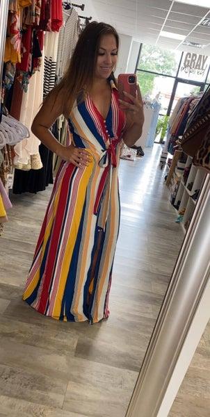 Summer Ready Dress *Final Sale*