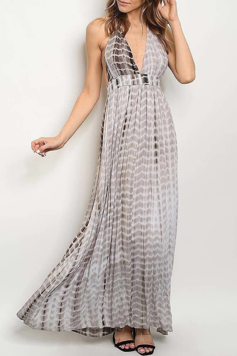The Amber Dress