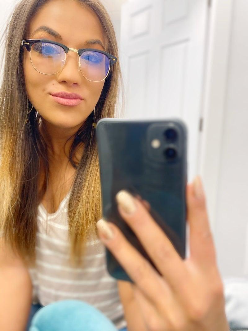 Filter blue light glasses
