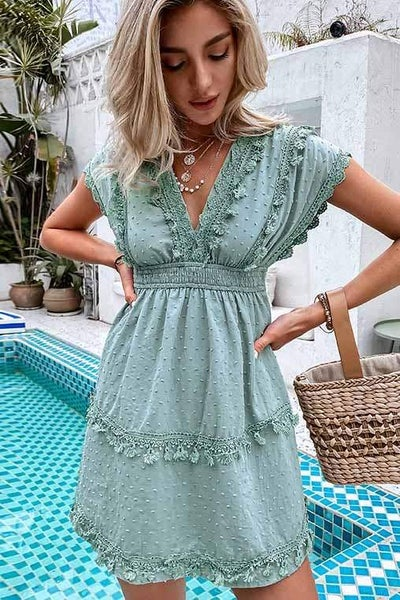 All The Details Dress