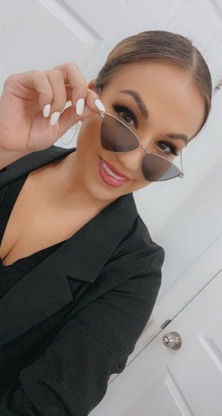 Tara Triangle Sunglasses (multiple colors)