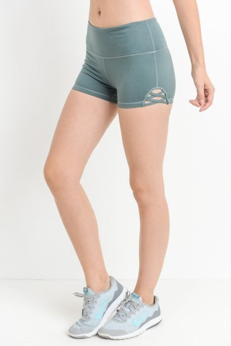 Spandex Shorts by Mono B (Multiple Colors)