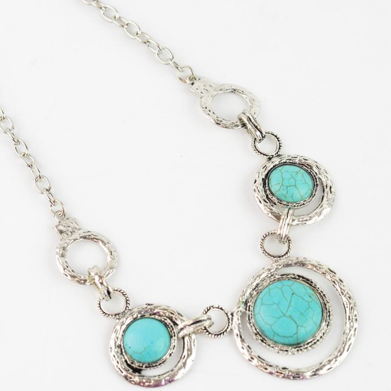 Tri-Link Necklace