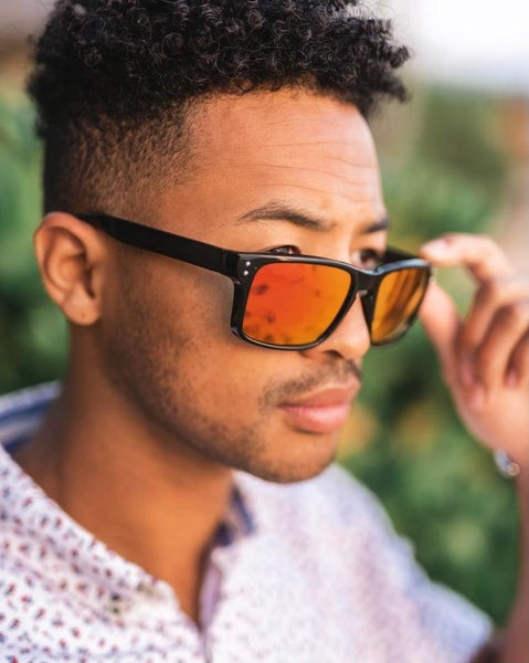 Damien Square Polarized Sunglasses
