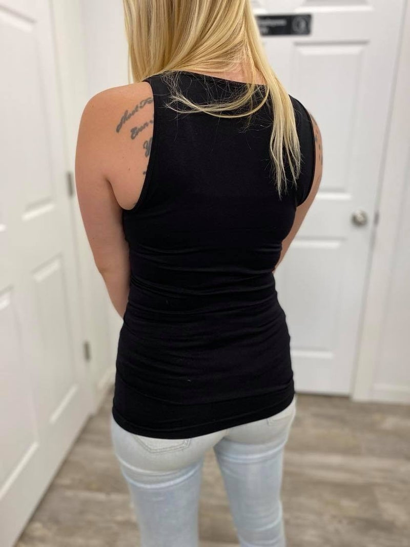 Seamless Tank (All Sizes, Multiple Colors)