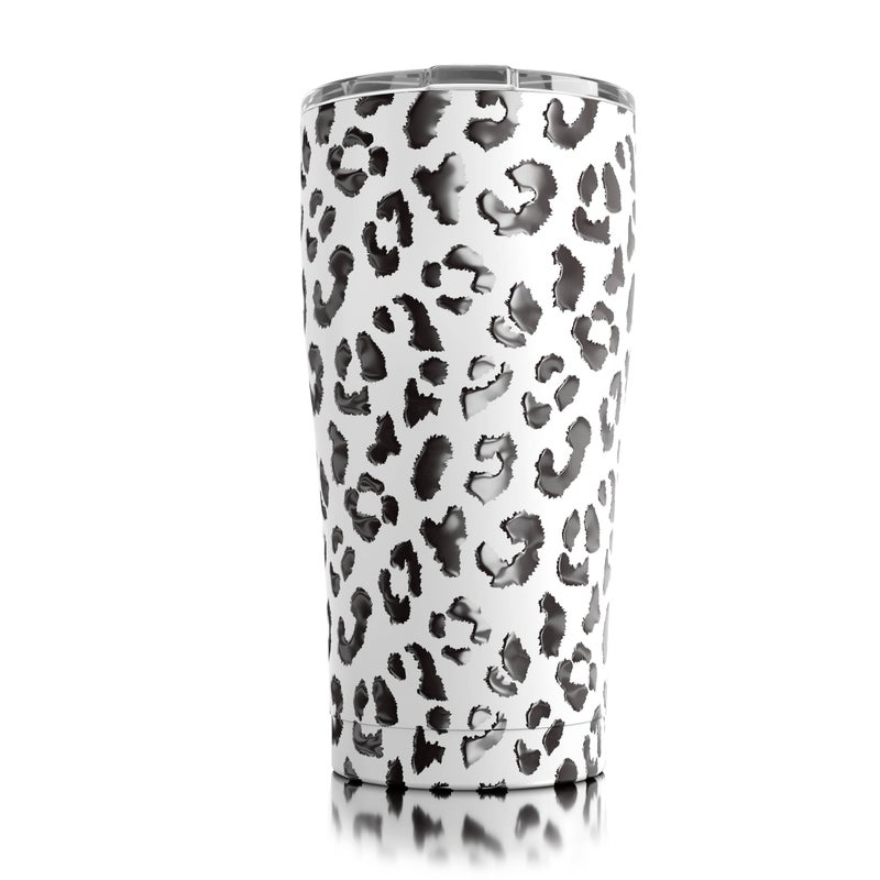 20 oz Leopard SIC Stainless Steel Tumbler