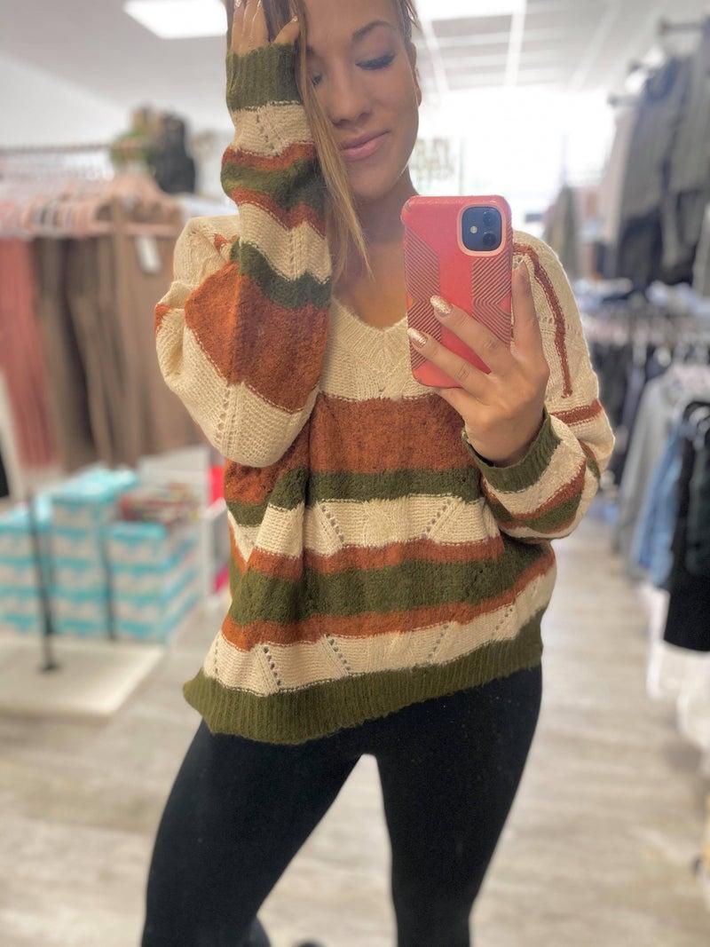Katelyn Sweater