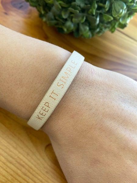 Keep It Simple Bracelet