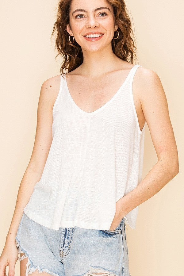 Basic Everyday Tank Top (Multiple Colors)