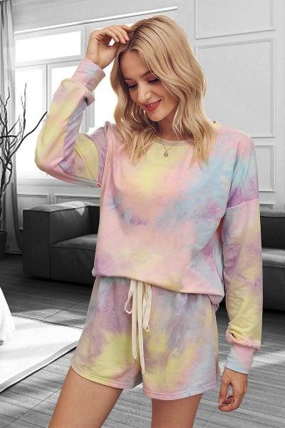 Hallie Tie Dye Set
