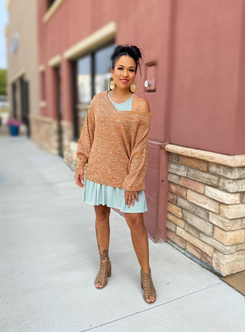 The Regina Sweater (multiple colors)