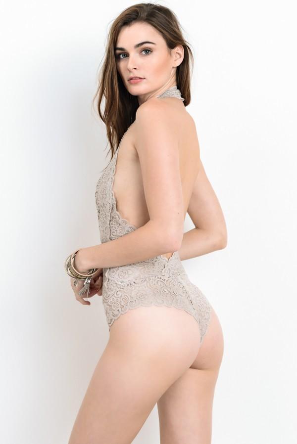 Amanda Lace Bodysuit (Multiple Colors)