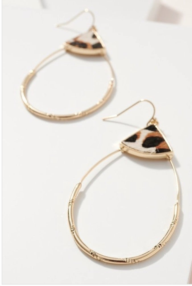 Simple Details Earrings