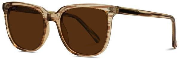 Scott Modern Square Polarized Sunglasses
