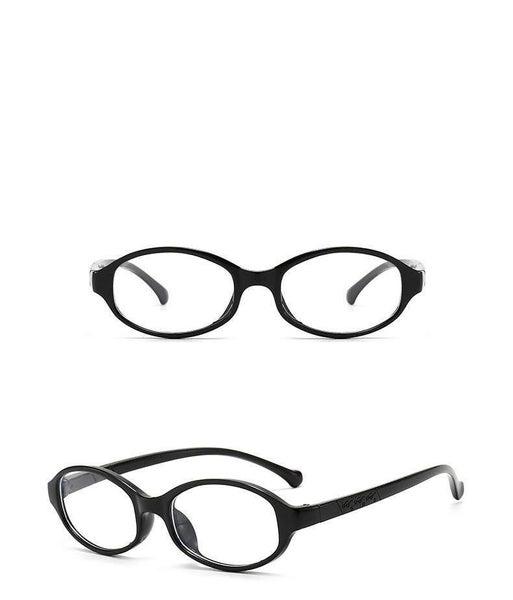 Kids Oval Slim Round Blue Light Blocker Glasses