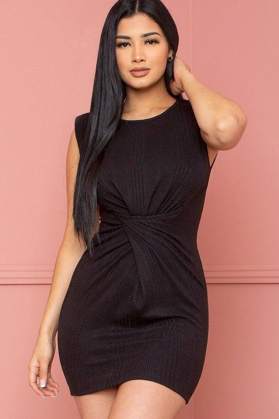 Rosaline Black Dress