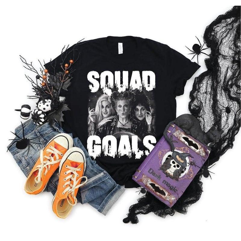 Squad Goals T-Shirt All Sizes