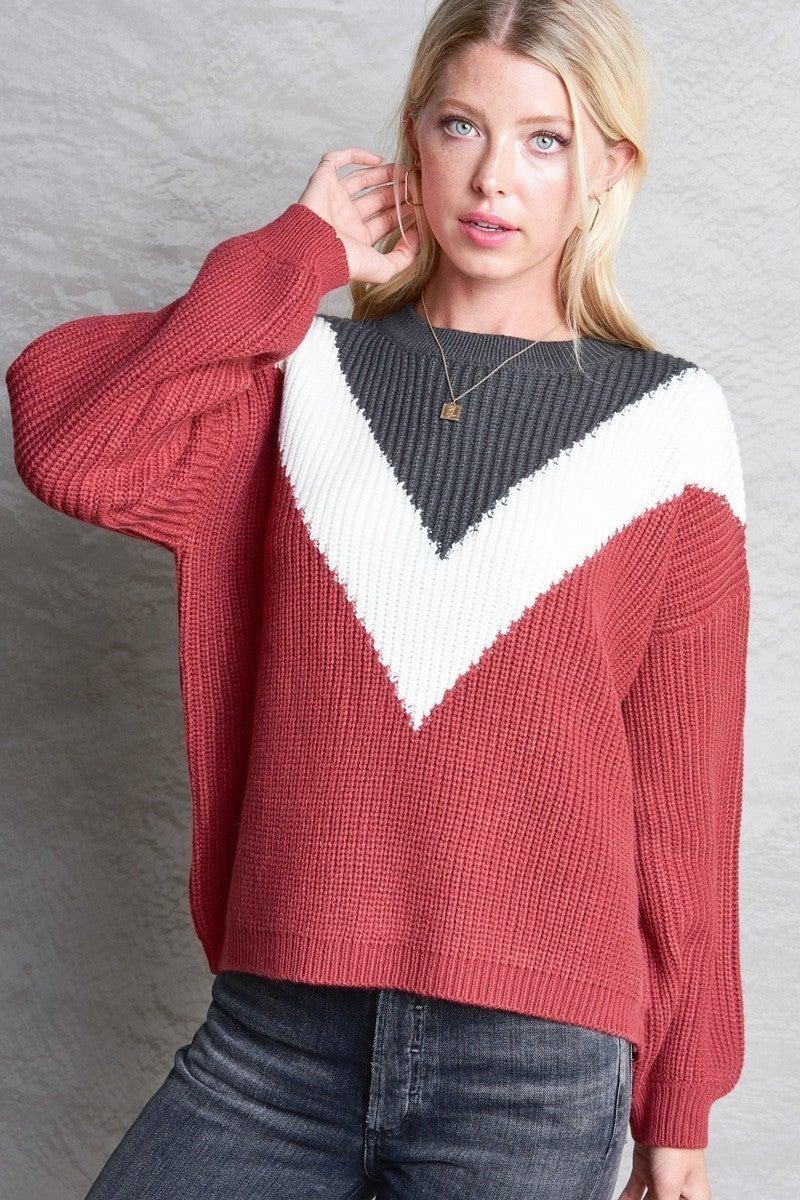 Morgan Knit Sweater