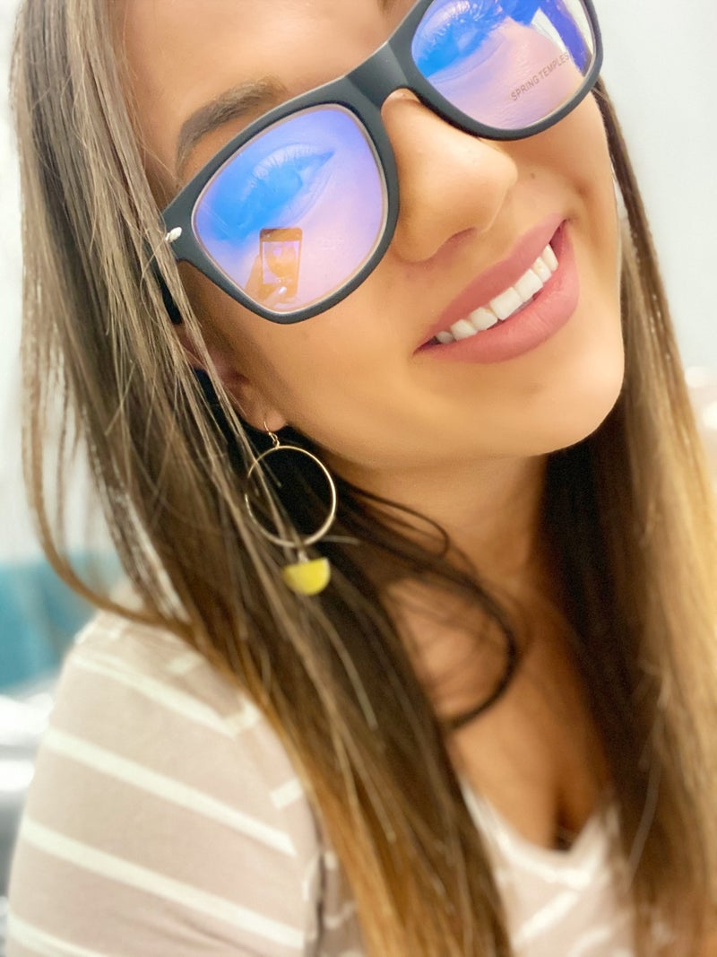 Unisex Fashion Blue light glasses