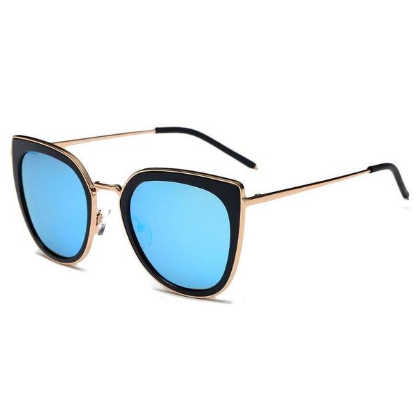 Kenna Polarized Sunglasses in Blue