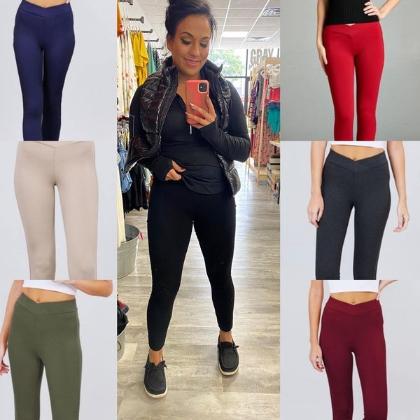 Best Selling Legging (All Sizes) Multiple Colors