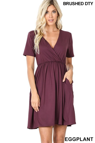 Buttery Soft Spring Day Dress