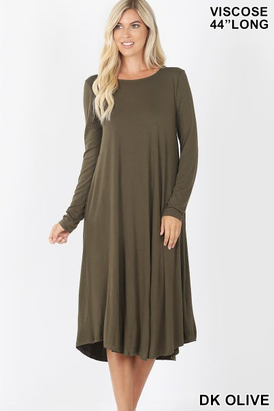 Long Sleeve Dress