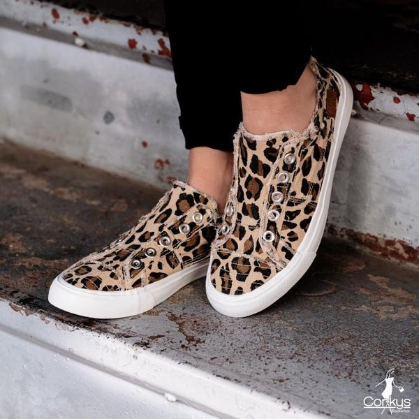 Babalu Patterned Sneakers