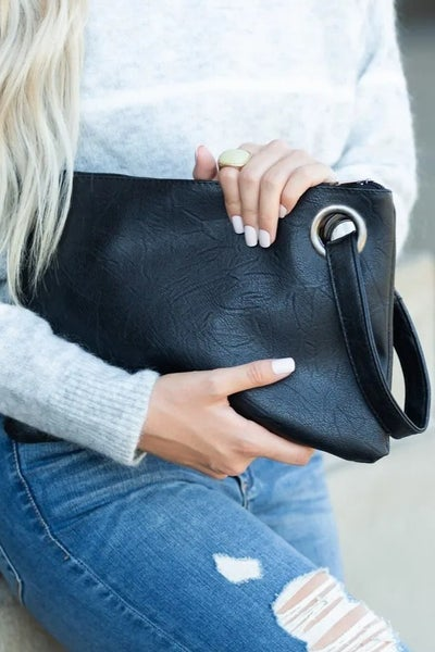 Oversized Everyday Clutch
