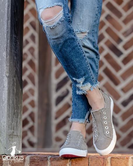 Babalu Solids Sneakers
