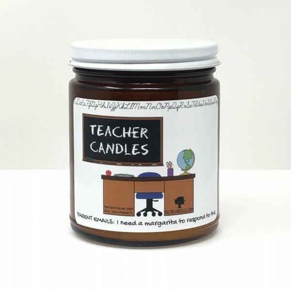 Teacher Candles ~ 10oz Soy Wax Candles