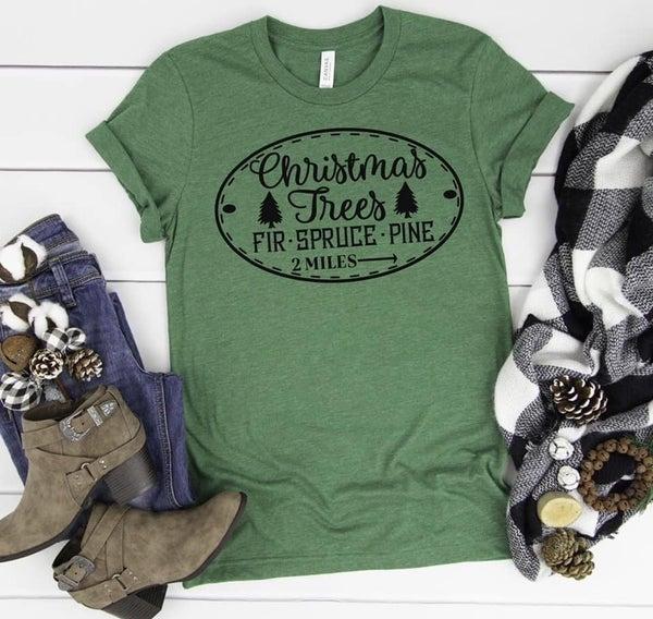 Christmas Tree Farm Graphic