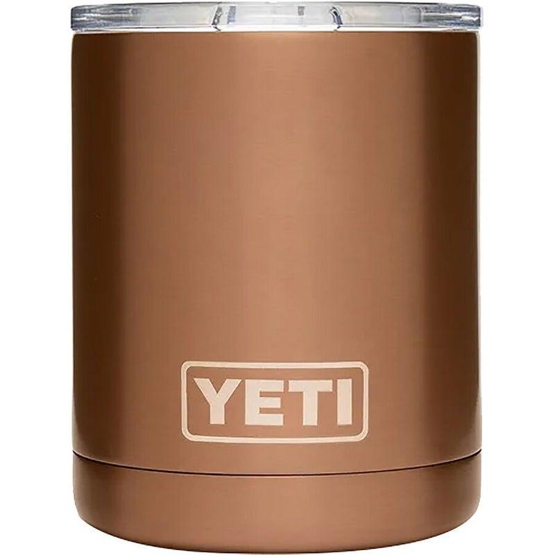 Yeti Rambler Lowball with Standard Lid