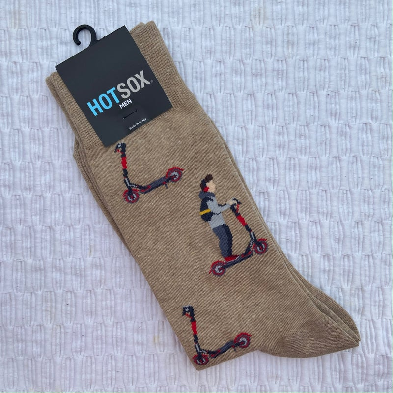 Men's Hot Sox On The Go!