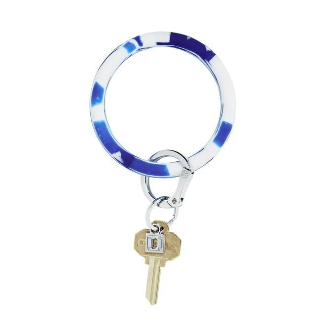 Oventure Silicone Key Ring-Marble