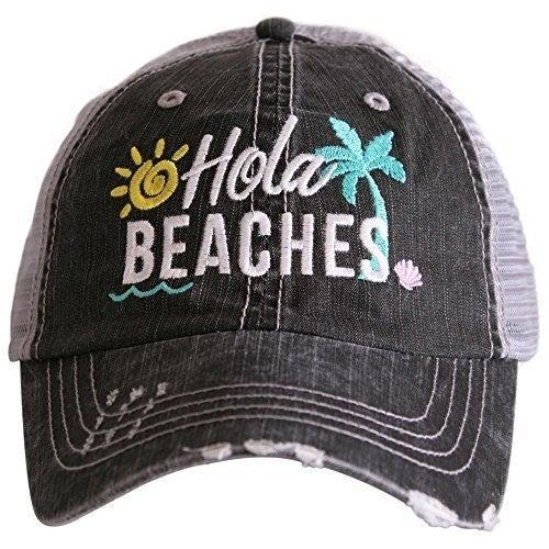Hola Beaches Hat