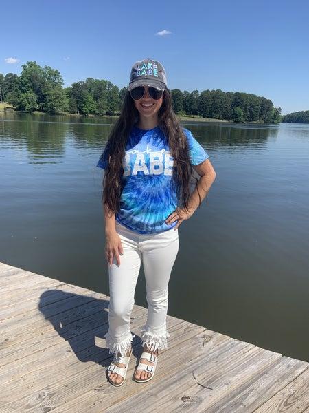 Lake Babe Tie Dye T-Shirt