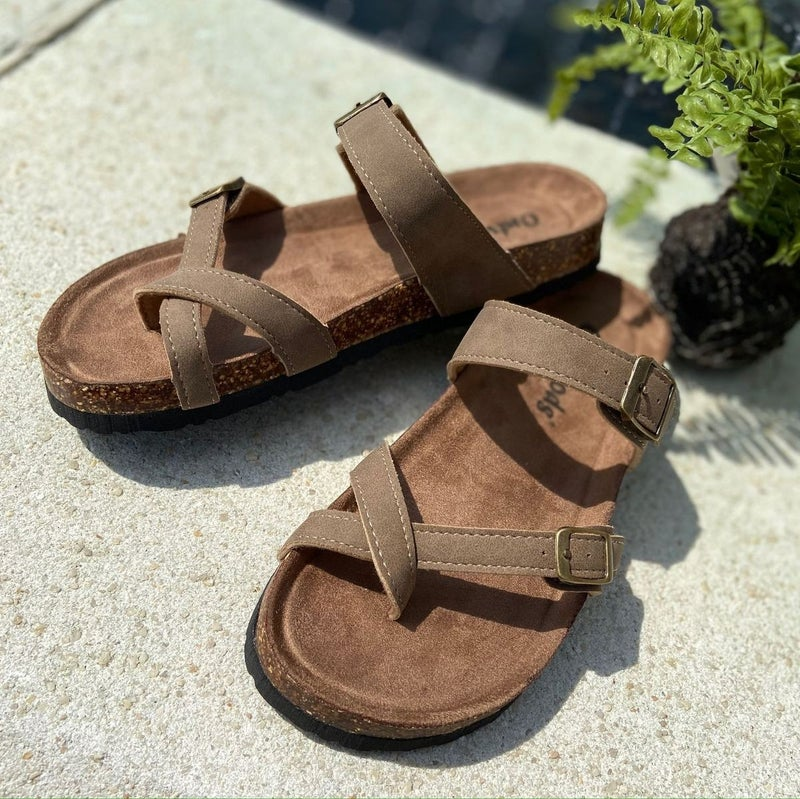 OutWoods Women's Sandal Taupe