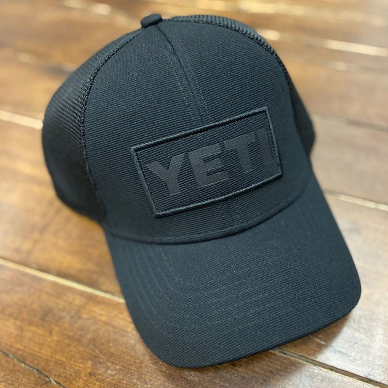 Yeti Patch Trucker Hat